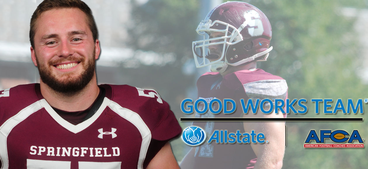 Bainter Named a Nominee for Allstate/AFCA Good Works Team