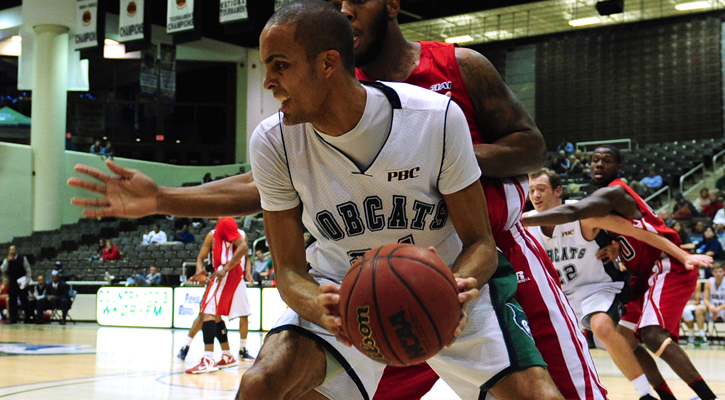 Bobcat Men Drop Conference Opener, 63-59