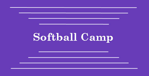 Mini Camp to instruct serious softball players
