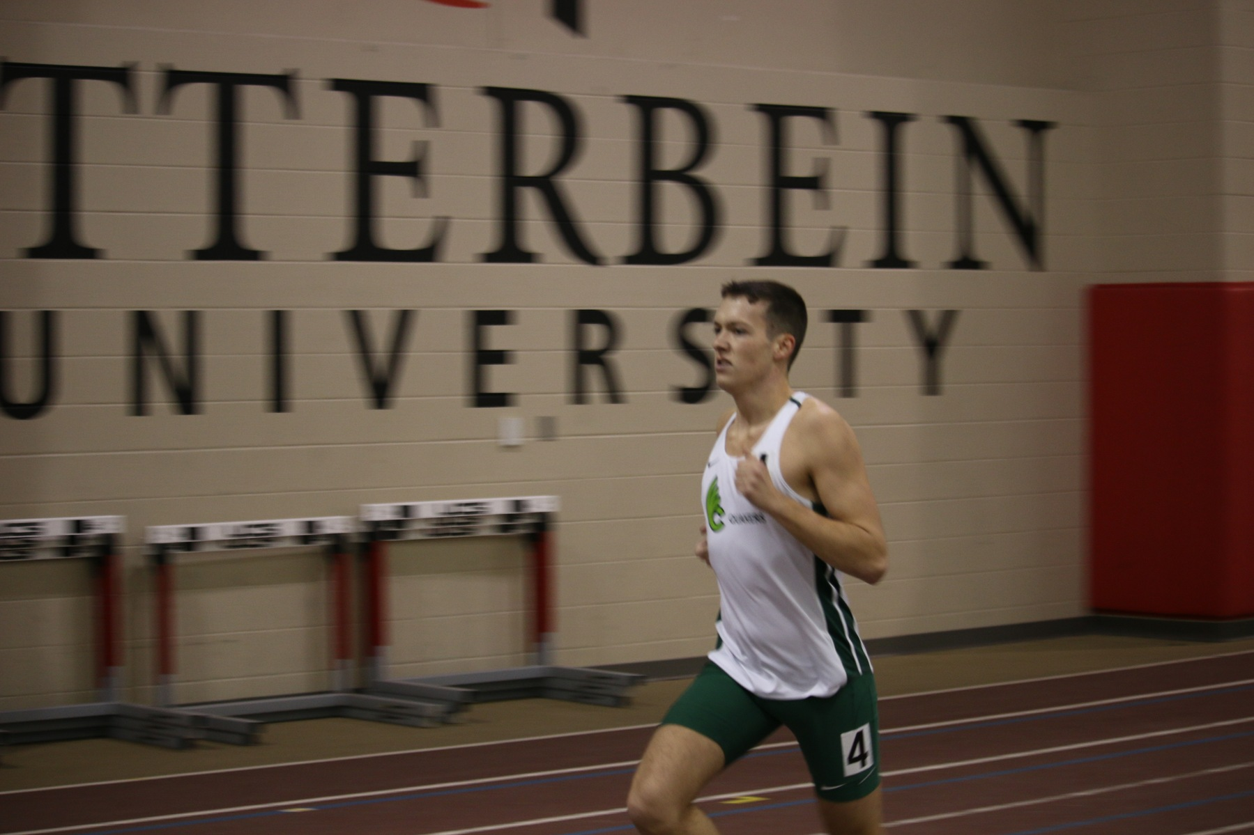Men's Track and Field Heads to Cedarville Invitational