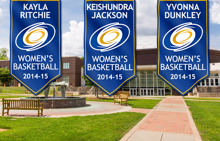 Final Trio Revealed For #GSWWomensHoops Roster