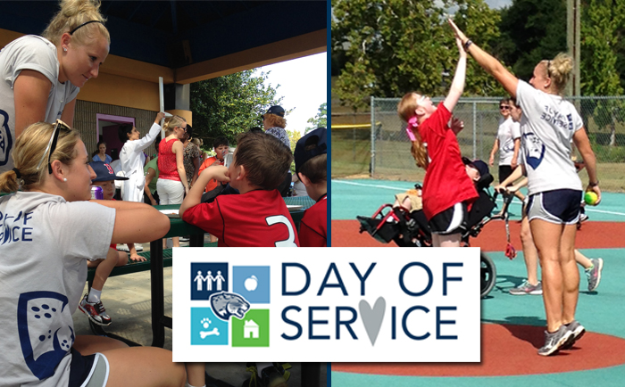 Softball To Participate in Day of Service Sept. 24