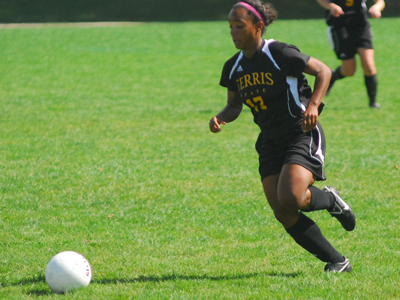 Mekyla Spraggins and the Bulldogs played their first scoreless double-overtime tie since 2003.