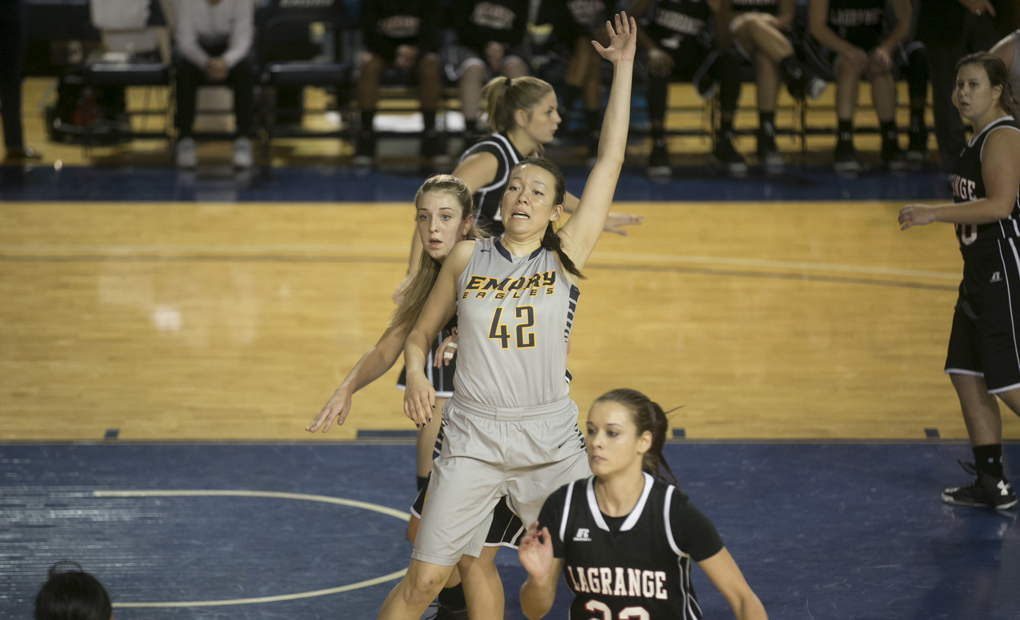 Oldshue Leads Emory Women's Basketball To Road Win Over Carnegie Mellon
