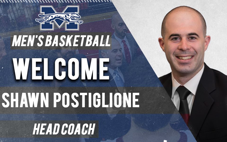 Shawn Postiglione named Moravian Head Men's Basketball Coach