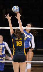 UCSB Moves Into First Place After Win