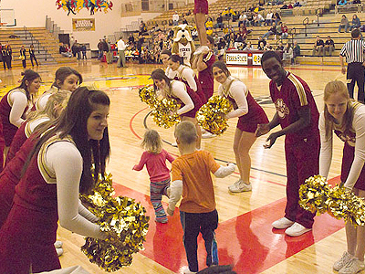 "FSU will hold ""Kidz Day"" again this Saturday in conjunction with Green's Sporting Goods"