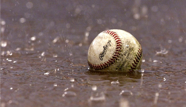 Baseball versus Coker rescheduled