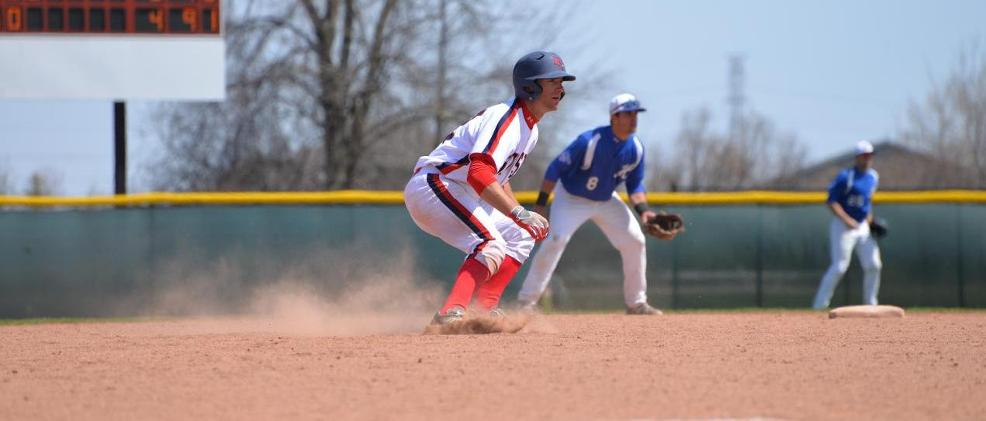 Brad Schalk had two hits and four RBIs for the Cardinals in the victory over Cleary