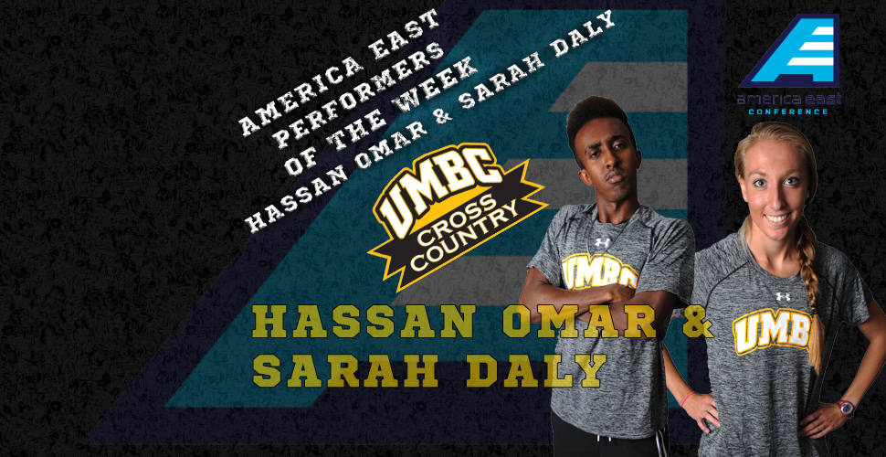 Omar, Daly Earn America East Performer of the Week Honors