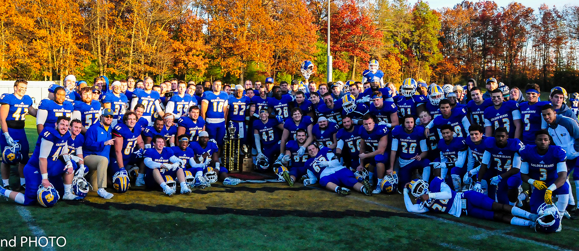 Western New England Completes Second Straight Undefeated Regular Season with 36-29 Victory over Coast Guard