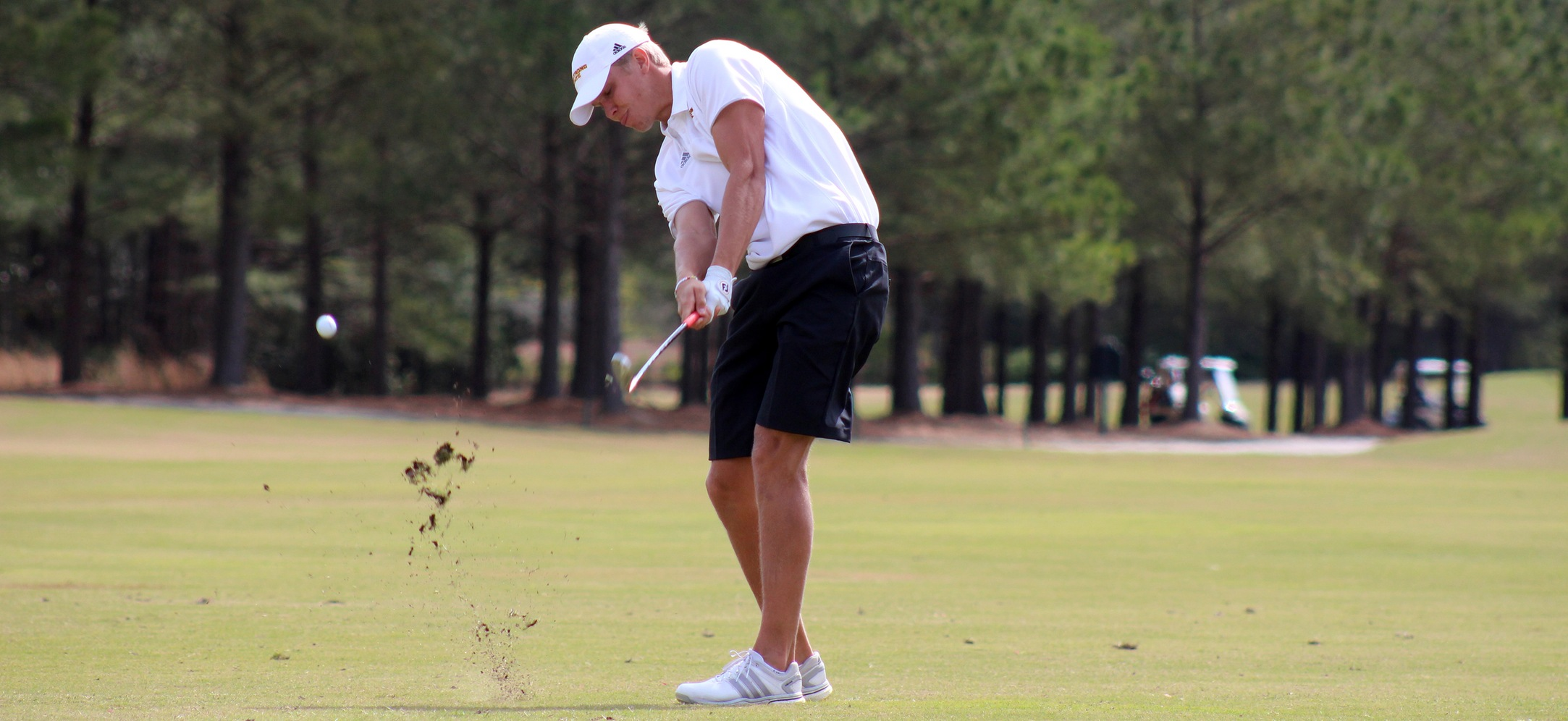 Men's Golf Finishes Sixth At Peach Belt Conference Championships