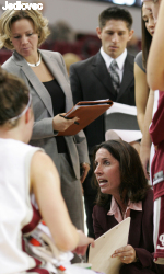 Women's Basketball Battles San Diego And USF In Final Road Contests
