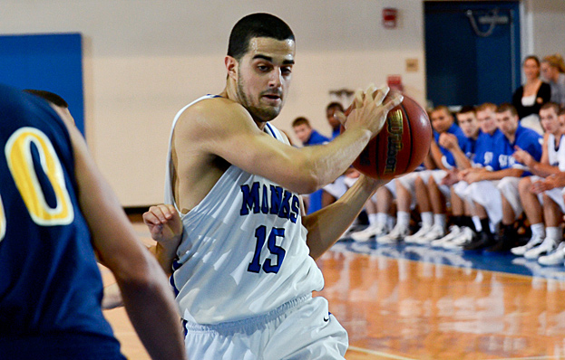Monks Ranked as Top Maine Team, O'Brien Garners Honor Roll Mention