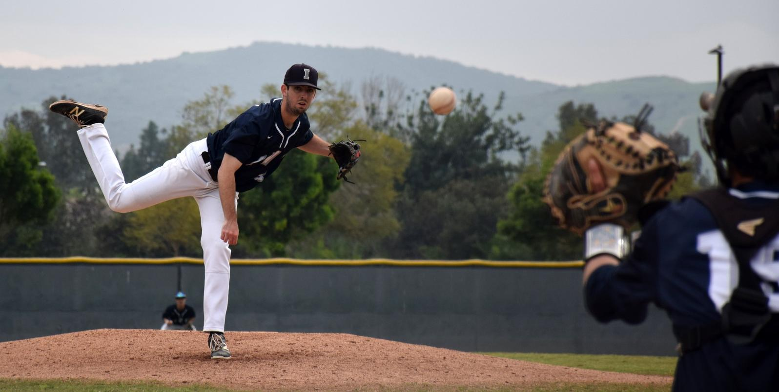 Baseball team opens playoffs with victory over Chaffey