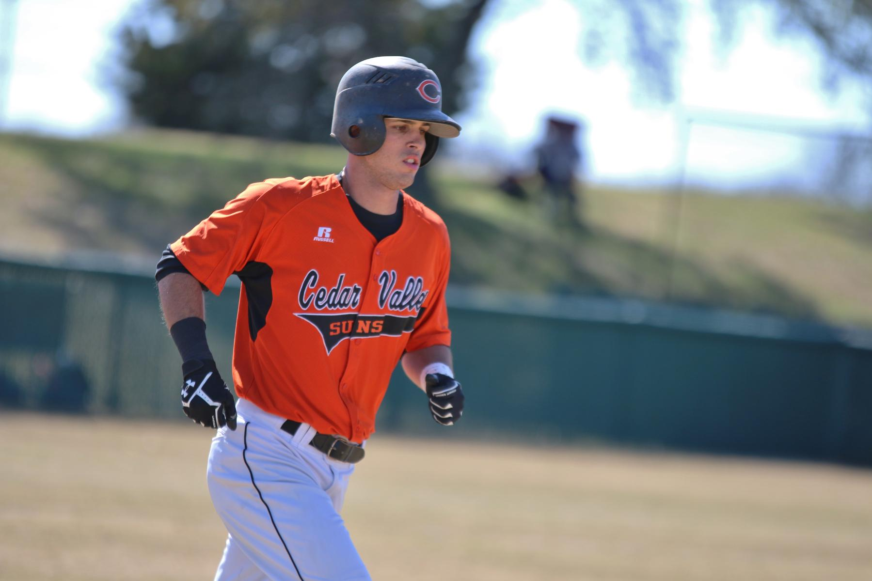Suns Baseball Get Big Win in Mountain View Series - Cedar Valley ...