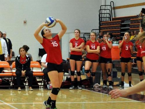 CUA Volleyball Concludes Tournament 3-1