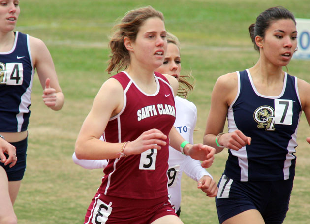 Wilson Reflects on Standout Fall, Looking Forward to Track Season