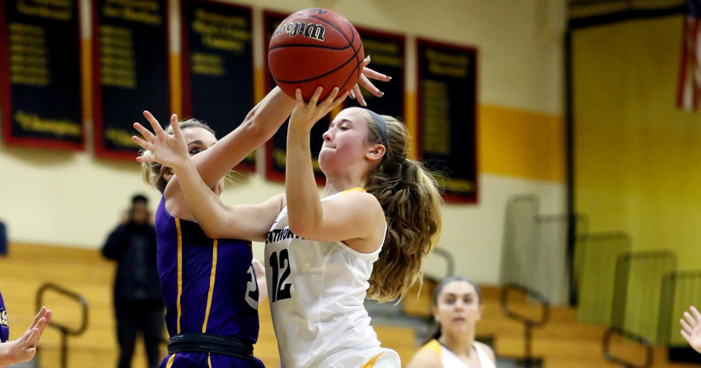 Morton, Mini Power Women's Basketball Past Mitchell