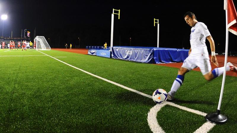 Yale Tops Men's Soccer on Tuesday Night