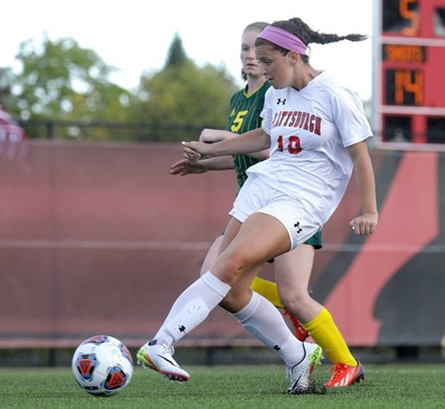 Plattsburgh Soccer Tops Oswego, 2-0, in SUNYAC Tournament First Round