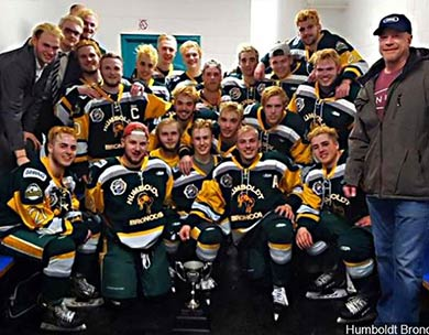 Former Briercrest Player Part of Humboldt Tragedy
