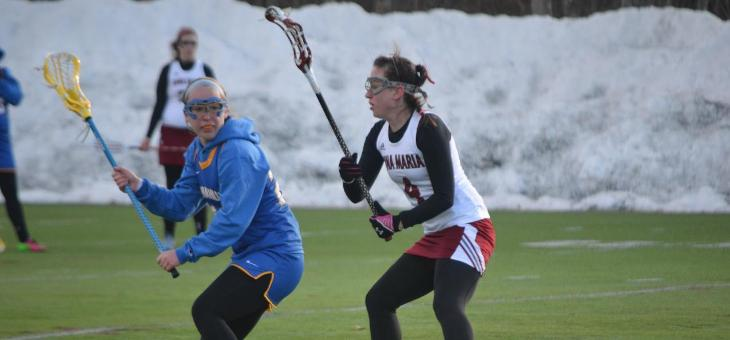Women's Lacrosse: AMCATS Blanked by WildCats