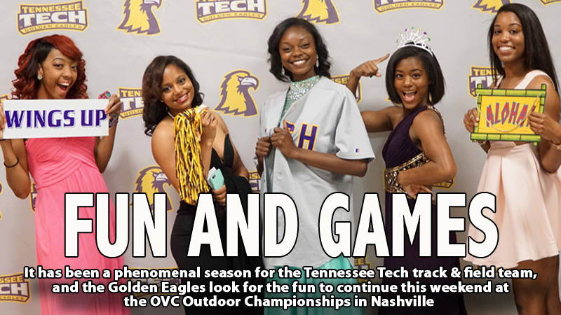 Golden Eagles head to Nashville with high hopes for OVC Championships