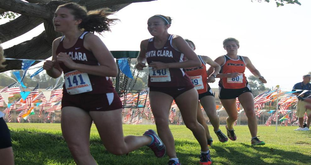 Cross Women 2nd, Men Third At WCC Preview
