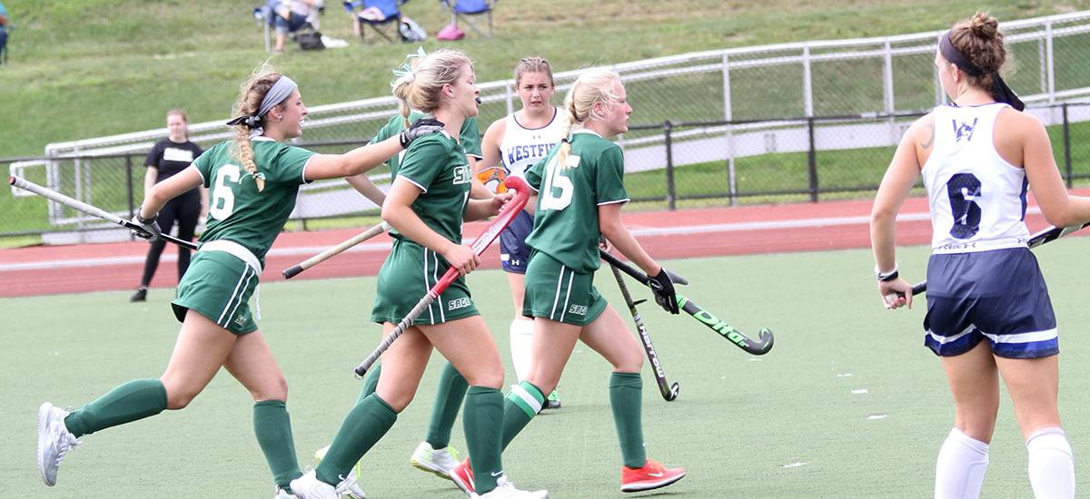 Field hockey team drops finale in 2 OT's to Morrisville, 3-2