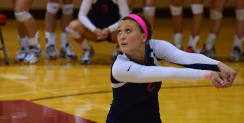 Volleyball Claims Five-set Victory Over Ohio Dominican