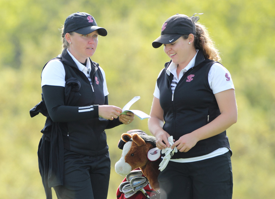 SCU Women's Golf Beats BYU and Nevada, Place 7th at The Gold Rush