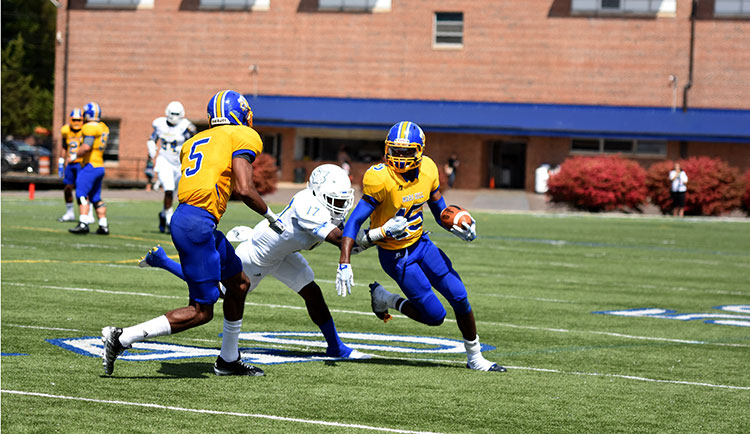 Football Loses at NCAA Division I Opponent N.C. A&T