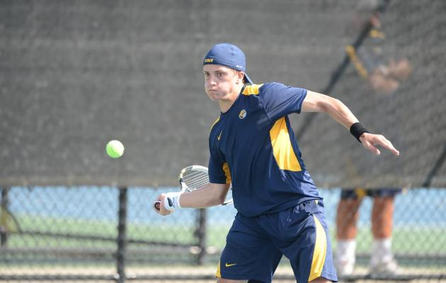 Men's Tennis Hoping to Serve Up a Repeat