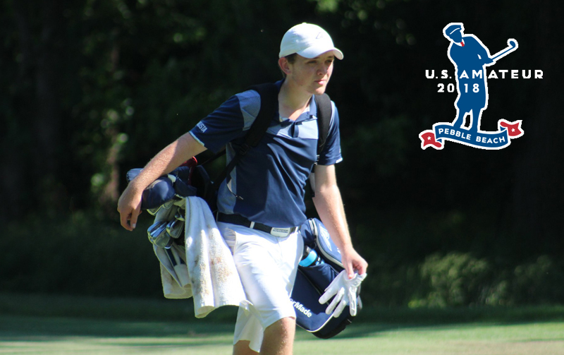 Shead Qualifies For U.S. Amateur Championship At Pebble Beach