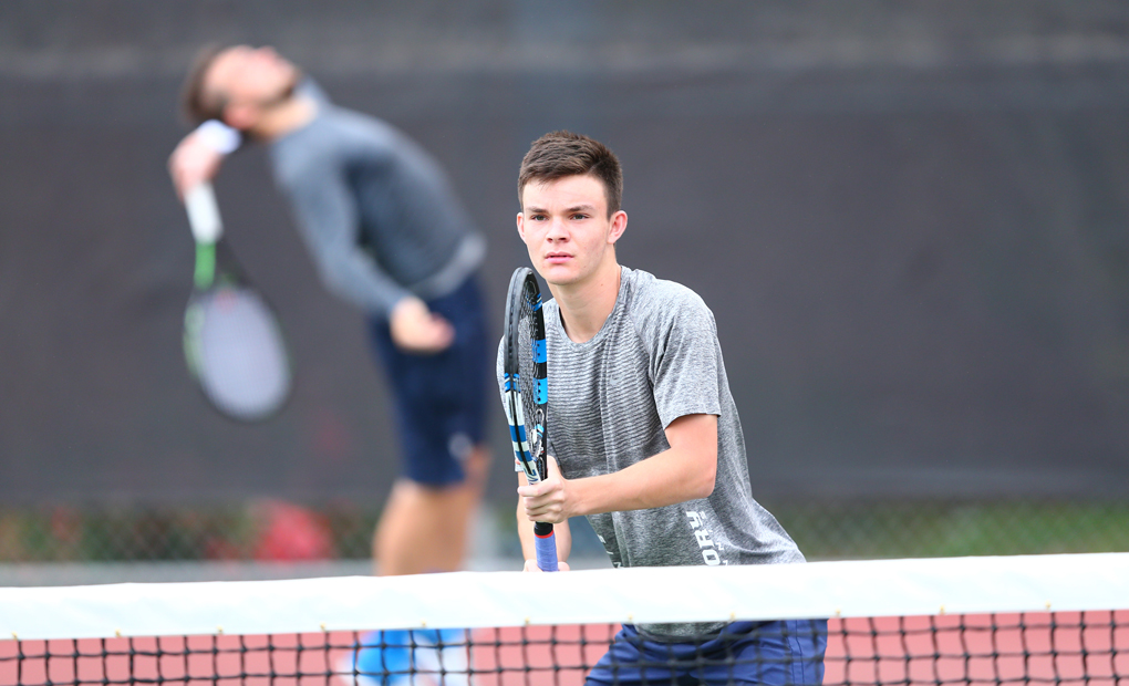 Emory Men's Tennis Tops Millsaps - Preps For California Trip