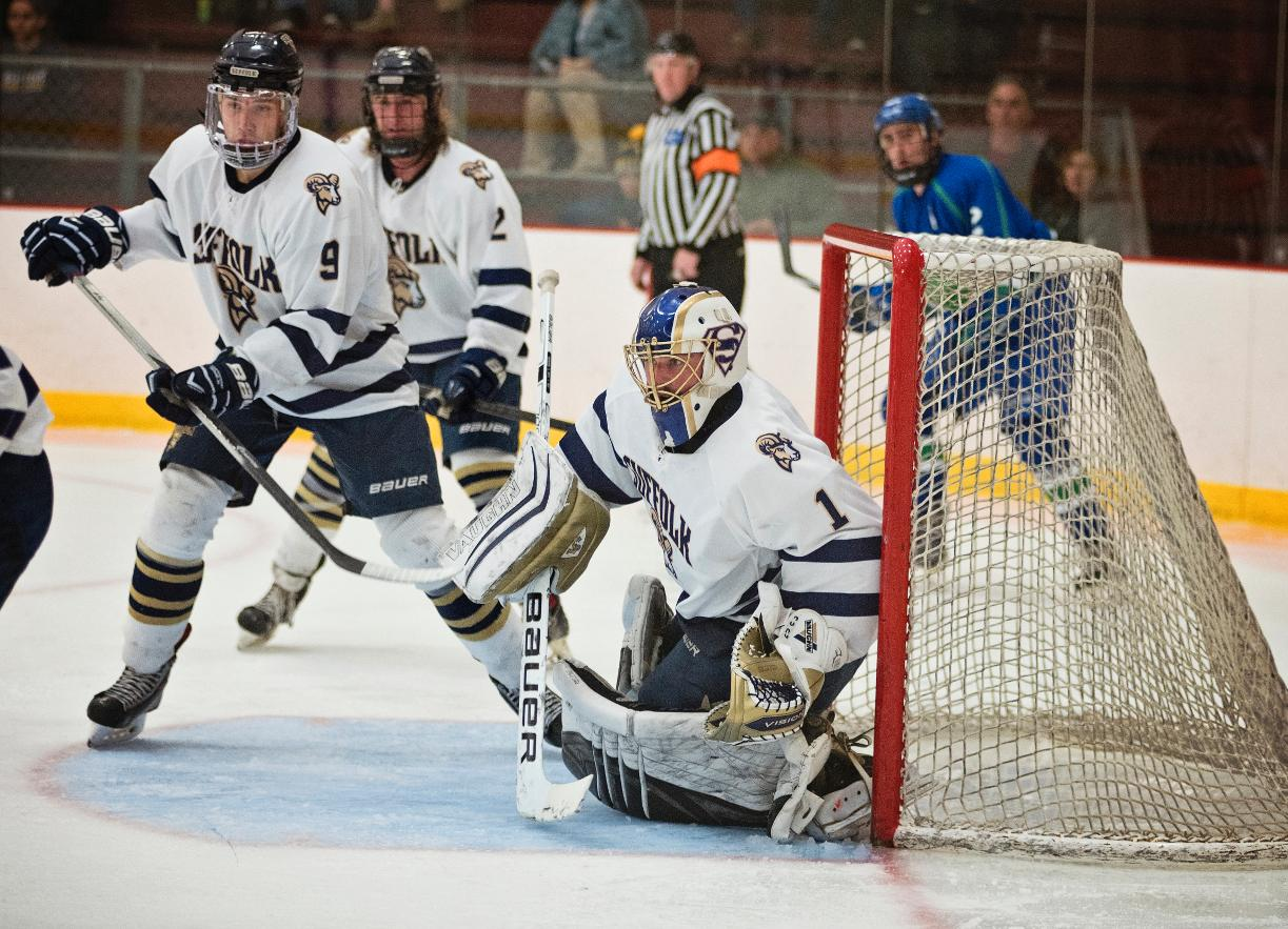 Saturday Showdown vs. WNE in Store of Hockey