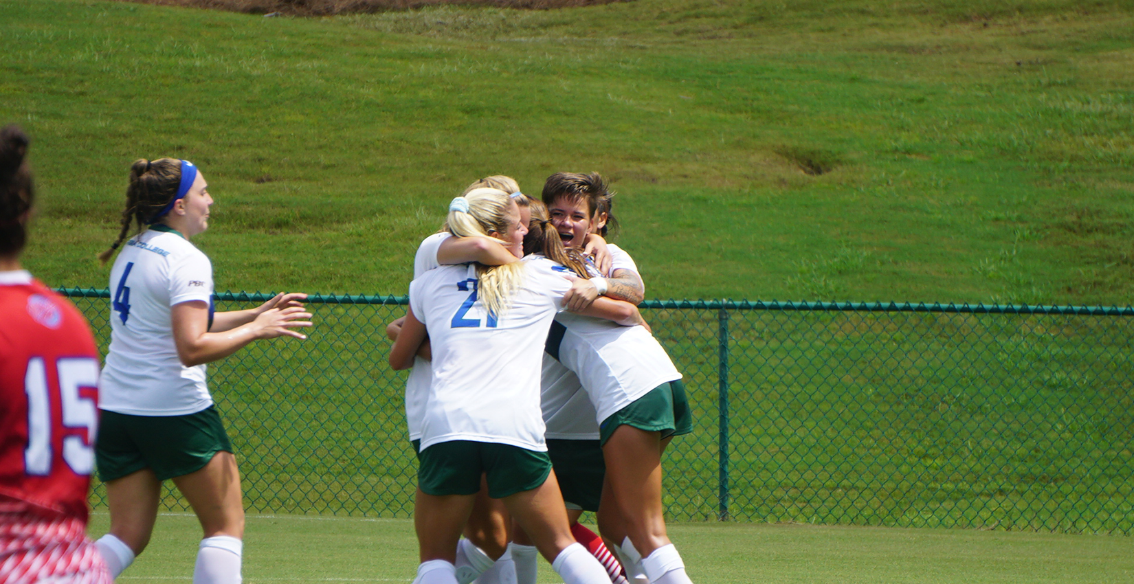 No. 13 Bobcat Soccer Blows Past the Hurricanes, 5-0