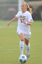 Sophomore Aly Gazarek has started every game in her career for the Retrievers.