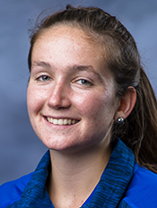 Denise Gallant, Marymount, Women's Cross Country, Junior