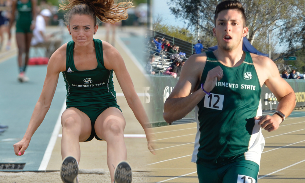 TRACK & FIELD HAS ALL FOUR ATHLETES AMONG TOP SIX AFTER DAY ONE OF BIG SKY CHAMPIONSHIPS