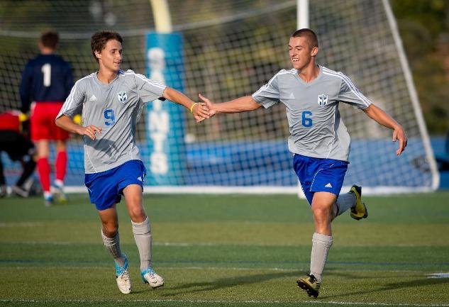 Thomas More Defeats Rival Mount St. Joseph, 2-1