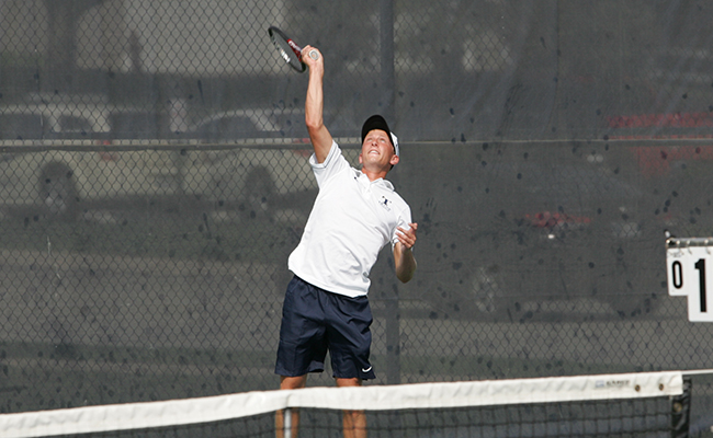 Men's Tennis Clinch First Appearance in Modern MIAA Tournament