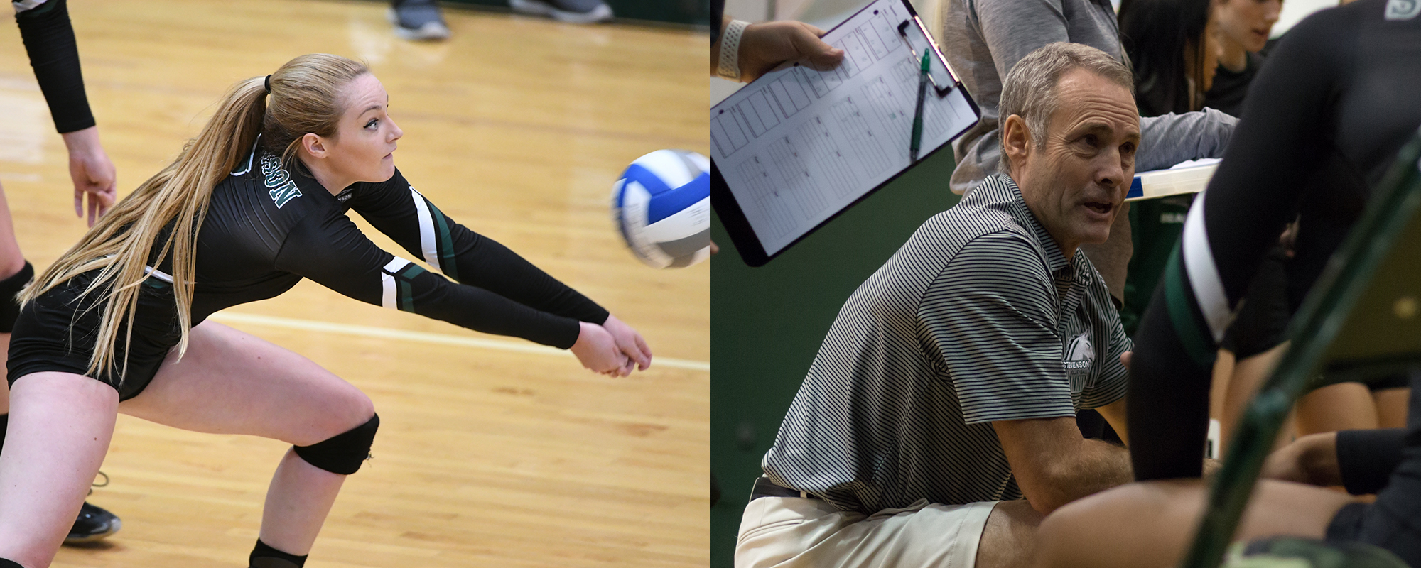 Schwartz, Trumbo Claim AVCA Regional Awards, Five Named All-Region
