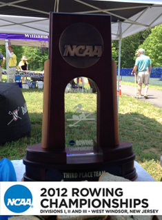 More Hardware! Blue Crew Takes Third at NCAA Championships