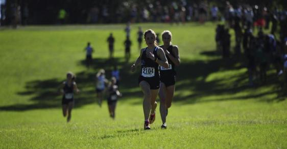 Roeck Leads GC Women's Cross Country at NCAA Regional