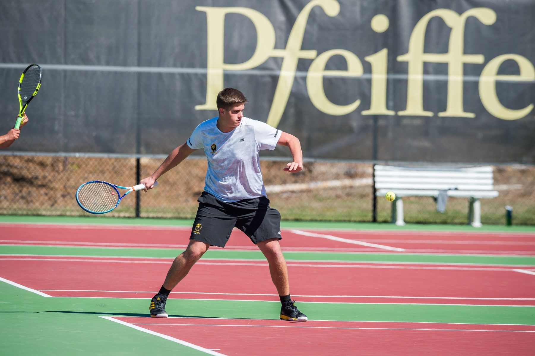Men's Tennis Improves To 12-2 With 7-2 Victory Over Greensboro