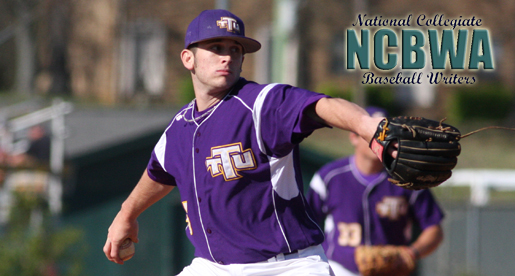 Lucio named to NCBWA Stopper of the Year Mid-Season Watch List