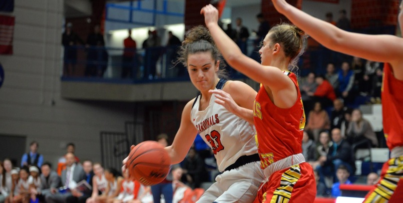 Saginaw Valley Falls in Final Game of 2017 to the Flyers, 74-45