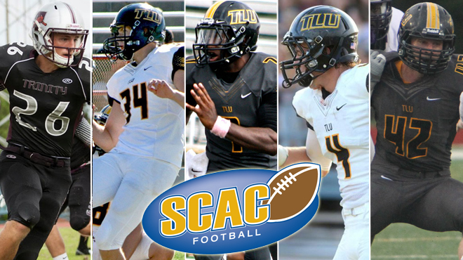 SCAC Announces 2013 All-Conference Football Team